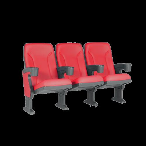 Argentina rød, 3 stole