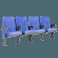 Argentina blå, 4 stole