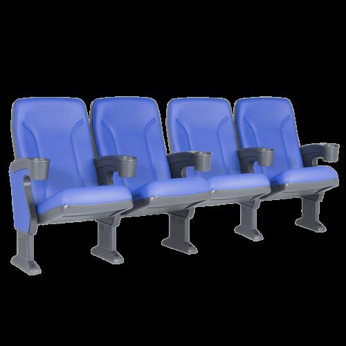 Argentina blå, 4 stolar