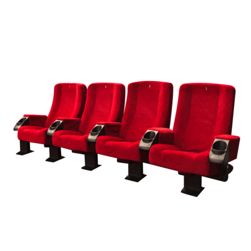 Nykøbing, 4 stole