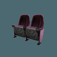 Omniplex purple, 2 seats
