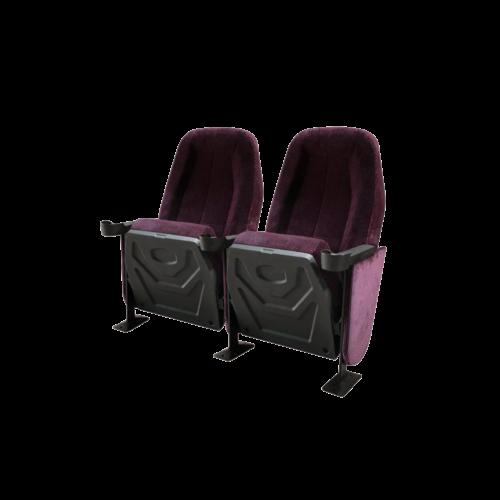 Omniplex lilla, 2 stole