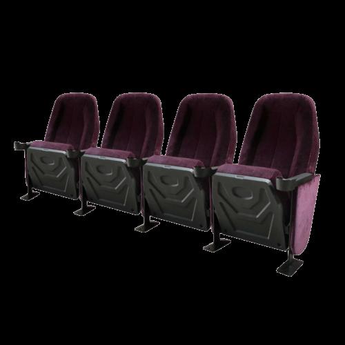 Omniplex purple, 4 seats