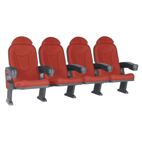 Roma red, 4 seats