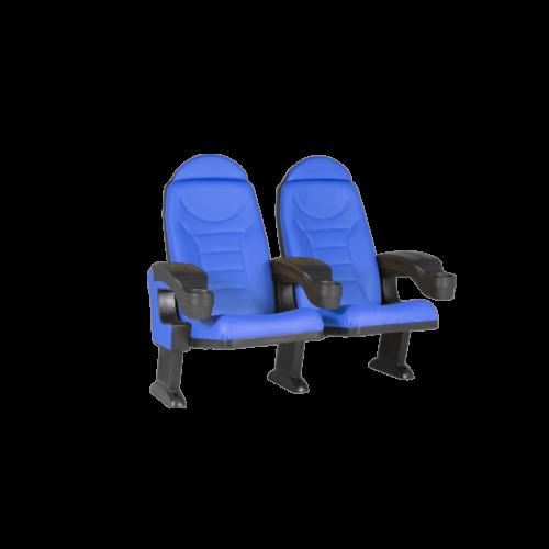 Montreal blå, 2 stolar