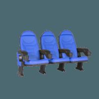 Montreal blå, 3 stole