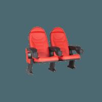 Montreal rød, 2 stole