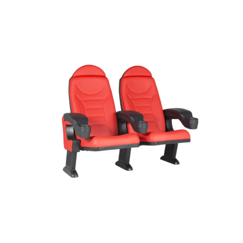 Montreal red, 2 seats