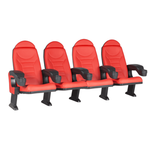 Montreal red, 4 seats