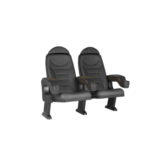 Montreal black, 2 seats