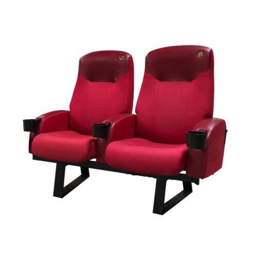 Skeie læder, 2 stole