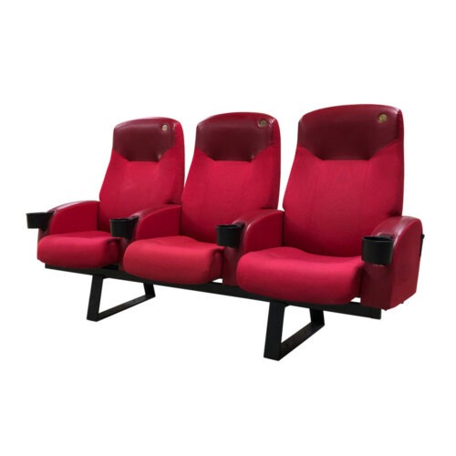 Skeie læder, 3 stole